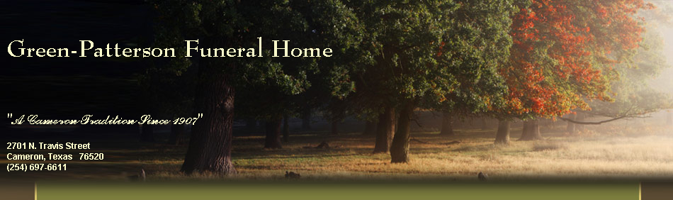 Green-Patterson Funeral Home